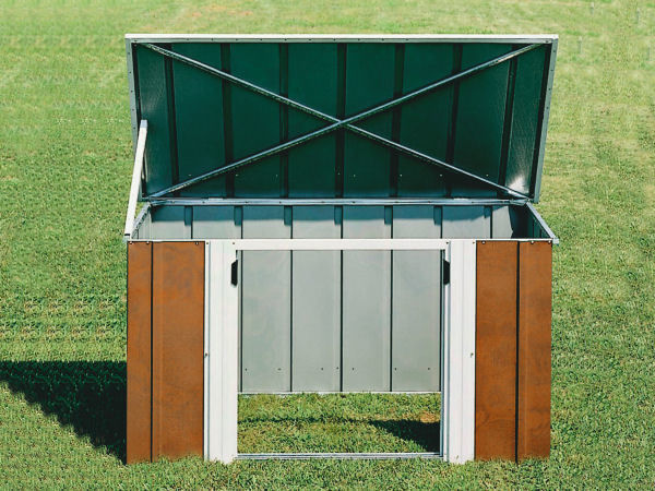 arrow metall gartenbox ger tehaus n rnberg 63 bxtxh. Black Bedroom Furniture Sets. Home Design Ideas