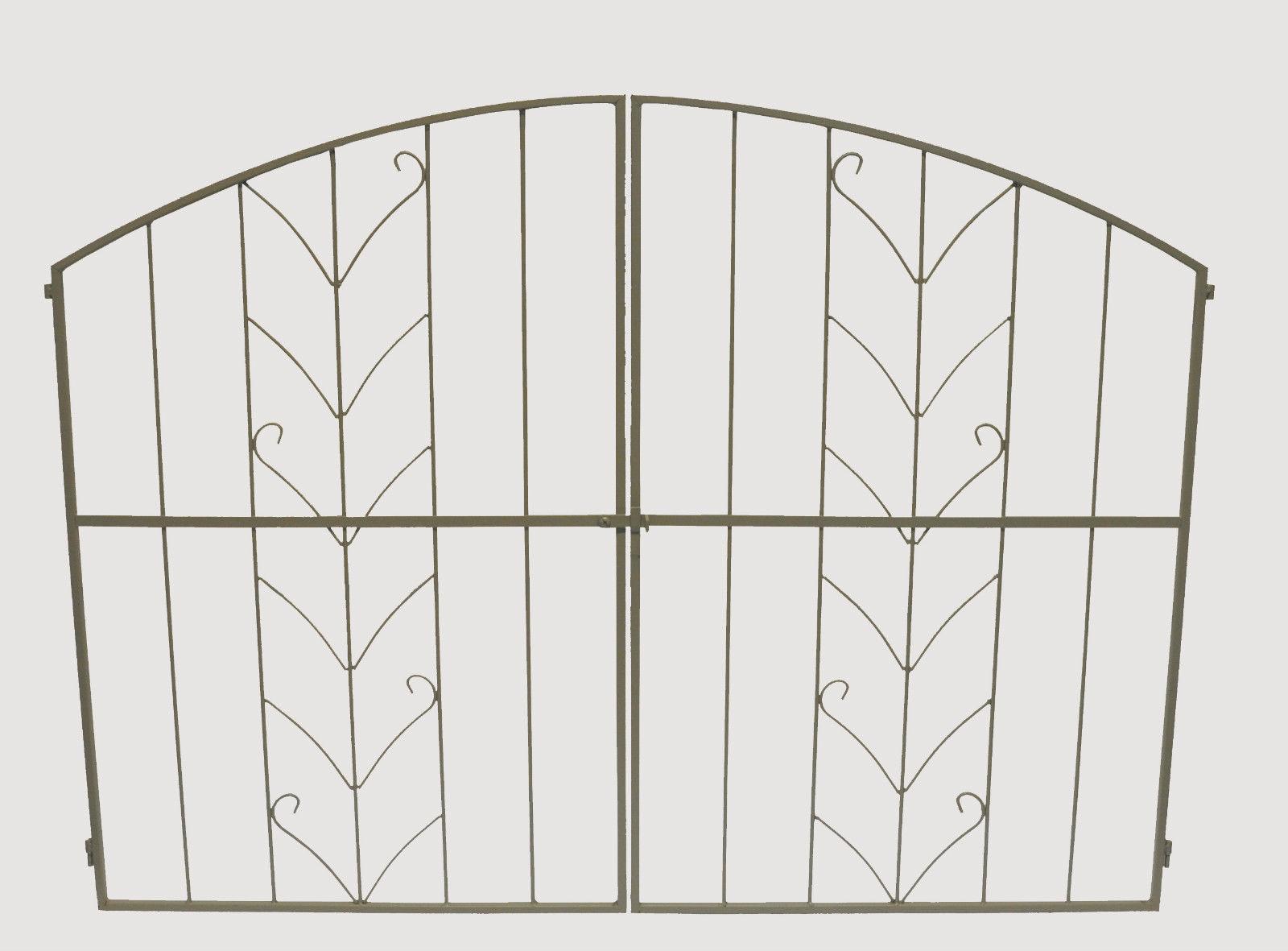 rosenbogen mit tor laubengang rankhilfe pergola juno. Black Bedroom Furniture Sets. Home Design Ideas