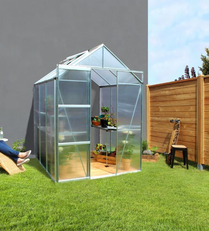 vitavia anlehngew chshaus flora in 2 gr en hkp 4mm alu. Black Bedroom Furniture Sets. Home Design Ideas
