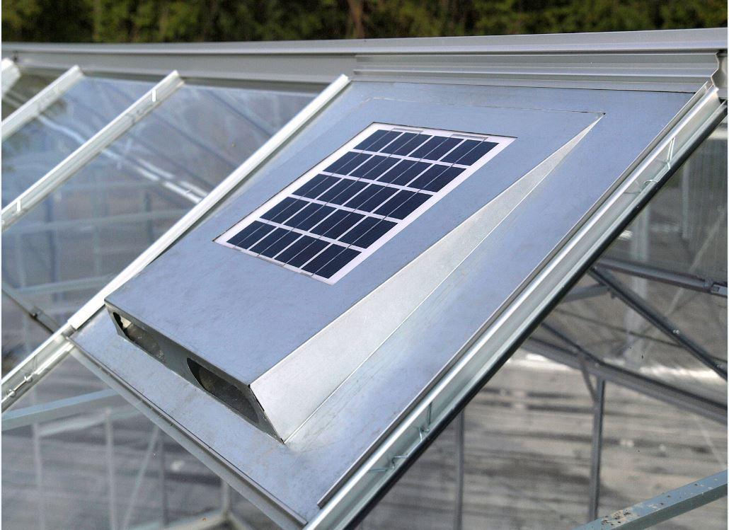 Solarventilator Solarfan  61x61 cm