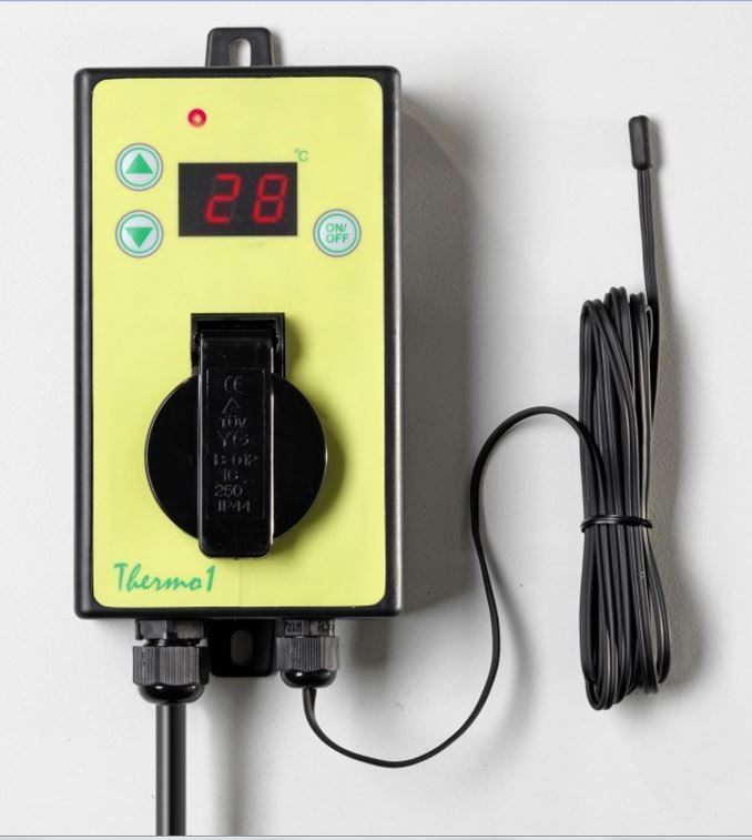 """Digital-Thermostat """"THERMO 1"""" und """"THERMO 2"""""""