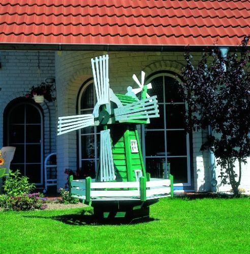 Windm hle amsterdam 130cm gartendekoration gartendeko for Gartendekoration holz
