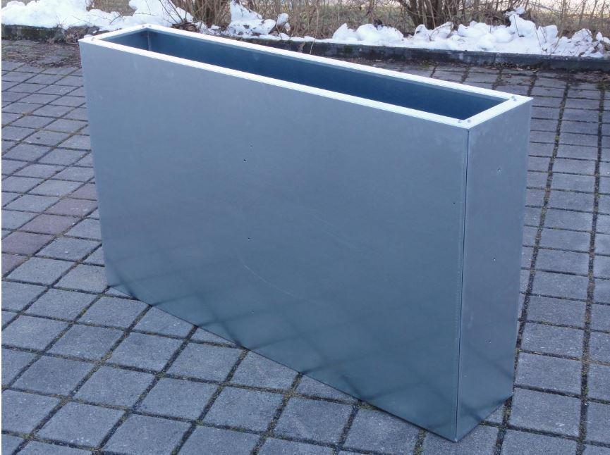 Hochbeet Urban Metall 0 3 M X 0 55 M 0 5 0 9 M Hoch Verzinkt Made