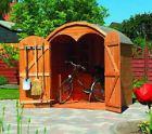 Gerätehäuser aus Holz