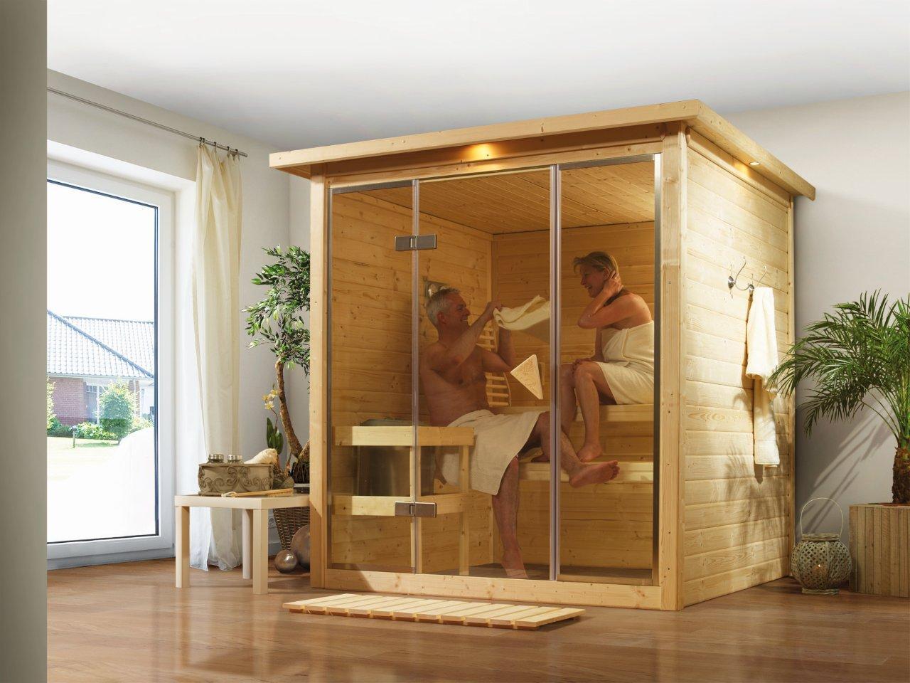 karibu sauna alabasta 1 221 x 165 cm 40mm wandst rke. Black Bedroom Furniture Sets. Home Design Ideas