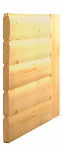 karibu sauna alabasta 1 221 x 165 cm 40mm wandst rke massivholzsauna. Black Bedroom Furniture Sets. Home Design Ideas