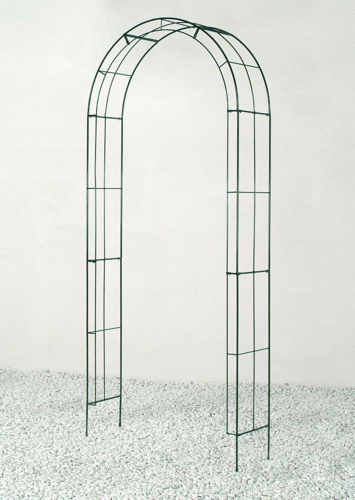 rosenbogen bea laubengang rankhilfe pergola metall b110 x. Black Bedroom Furniture Sets. Home Design Ideas